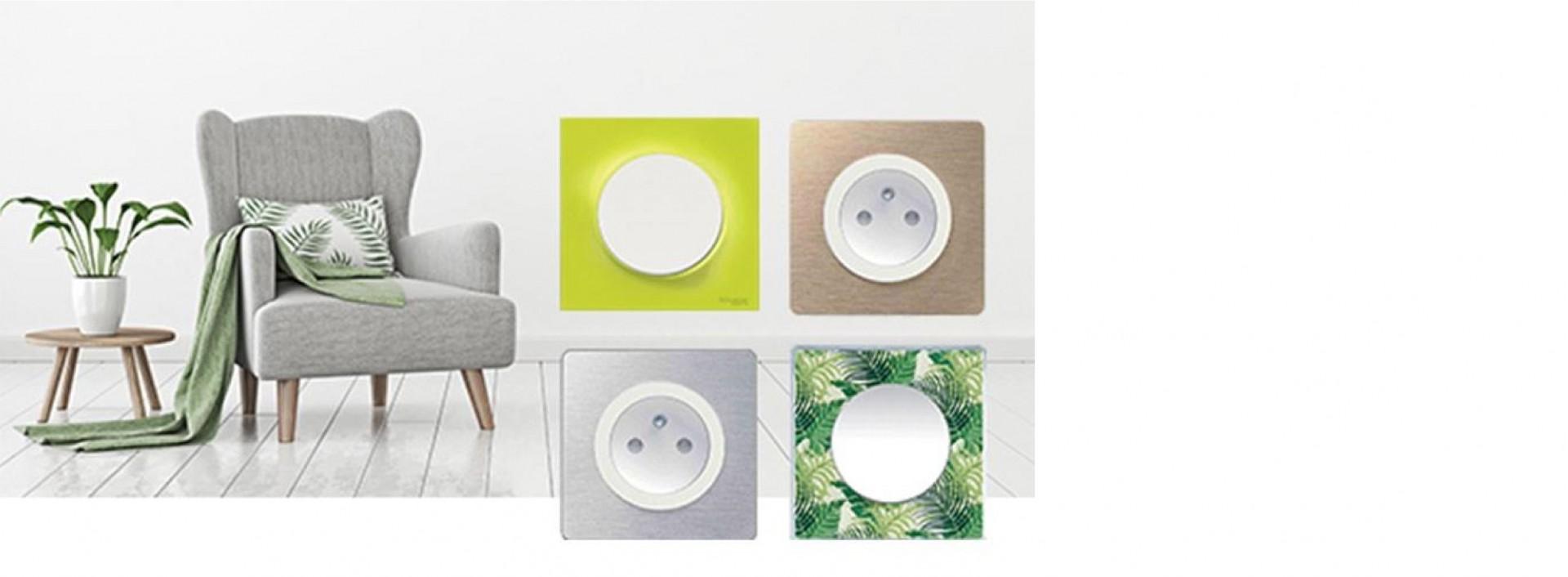 achat appareillage odace schneider electric e planetelec. Black Bedroom Furniture Sets. Home Design Ideas