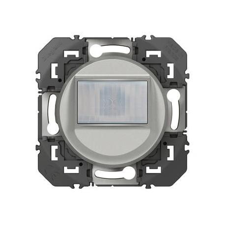 Interrupteur automatique dooxie 2 fils sans Neutre alu