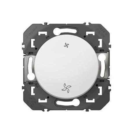 Interrupteur VMC dooxie blanc
