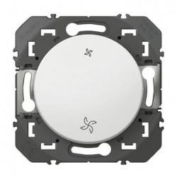 Poussoir commande VMC dooxie blanc - 600006