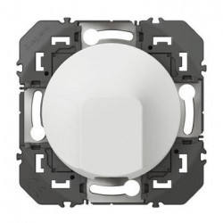 Sortie de câble standard dooxie finition blanc