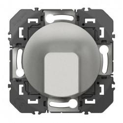 Sortie de câble standard dooxie finition alu - 600425