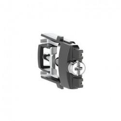 Griffe Rapido profondeur 30mm pour fixation des appareils dooxie en rénovation