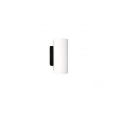 WALLY ROUND SINGLE 1x50W GU10 MATT WHITE - 30510150W
