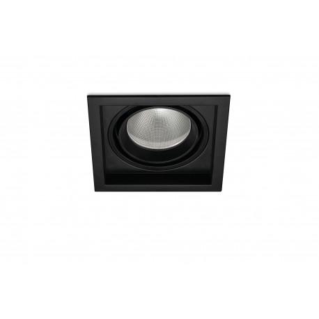 MAGNUM 30W 2400Lm 3000K BLACK 1-10V DIMM - 30580303N