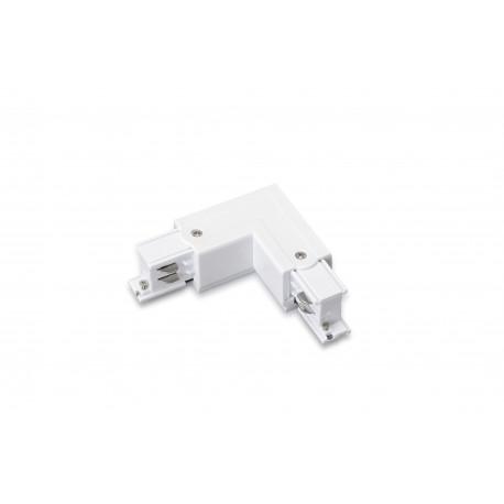 TRACK 230V 90º ANGLE WHITE - 30440013W