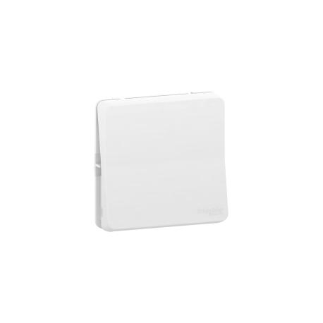 Mureva Styl - Permutateur - composable - IP55 - IK08 - connexion auto - blanc - MUR39023
