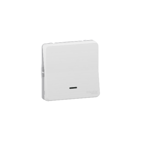 mureva styl va et vient lumineux led composable ip55 ik08 blanc mur39024 schneider. Black Bedroom Furniture Sets. Home Design Ideas