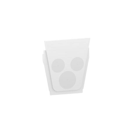 Mureva Styl - Entrée de câble triple - IP55 - blanc - MUR39007