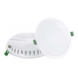 Downlight Led extra plat 18W - 3000K - NLED9406E-3K