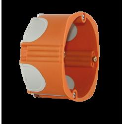 Boite d'encastrement 1 poste - profondeur 40mm - P36840