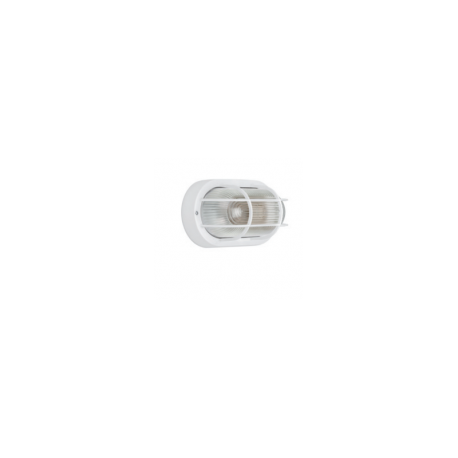 BLOK OVAL GUARD IP44 E27 - 30180008