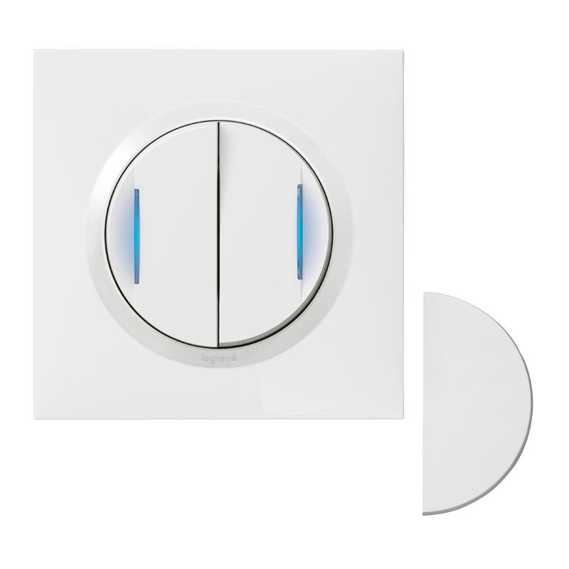 Transformeur pour réaliser 5 fonctions lumineuses Dooxie One - 600730