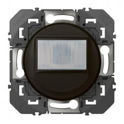 Interrupteur automatique dooxie 2 fils sans Neutre finition noir - emballage blister - 095271