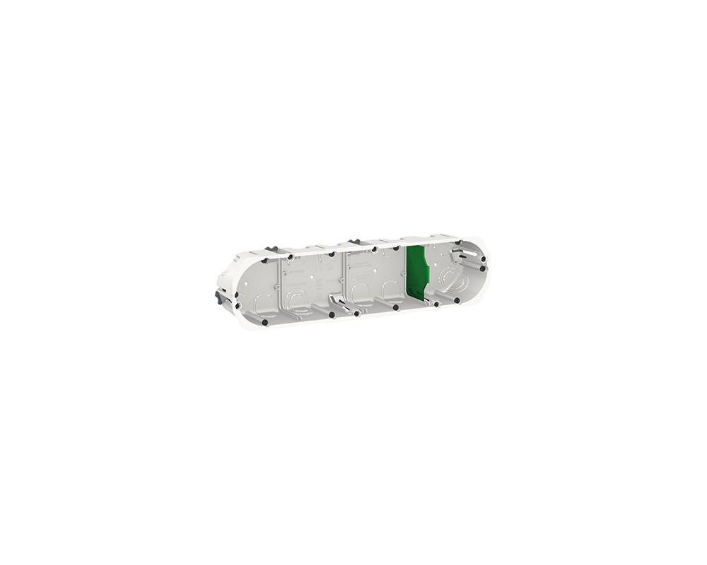 Boîte d'encastrement 4 postes IMT35945 SCHNEIDER ELECTRIC