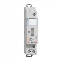 Télérupteur CX3 16A 230 V - LEGRAND 412408