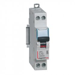 DNX3 Disjoncteur 1P+NG C10 4500A/6KA VIS/VIS- LEGRAND 406773