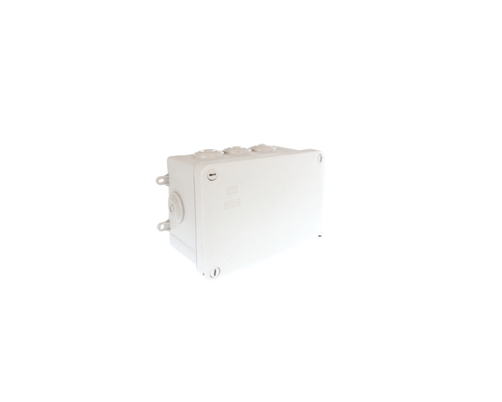 Boite étanche carrée IP55 155x110x80 - 960° - 50036