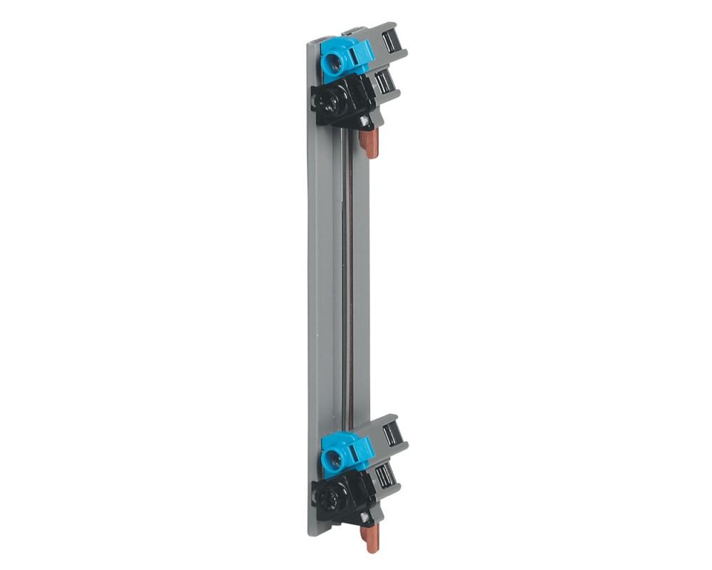 Peigne d'alimentation verticale VX³ optimisée monophasée - pour coffret 2 rangées entraxe 125mm- 405000 - LEGRAND