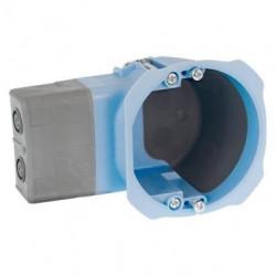 Boite encastrement 1 poste D67 P40 spéciale domotique - 52076 - Eur'ohm