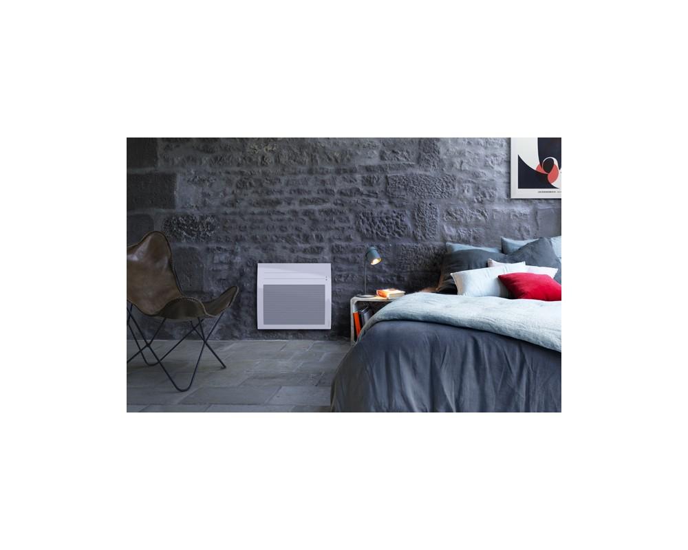 Rayonnant intelligent et connecté Tatou horizontal 500W blanc - 666417
