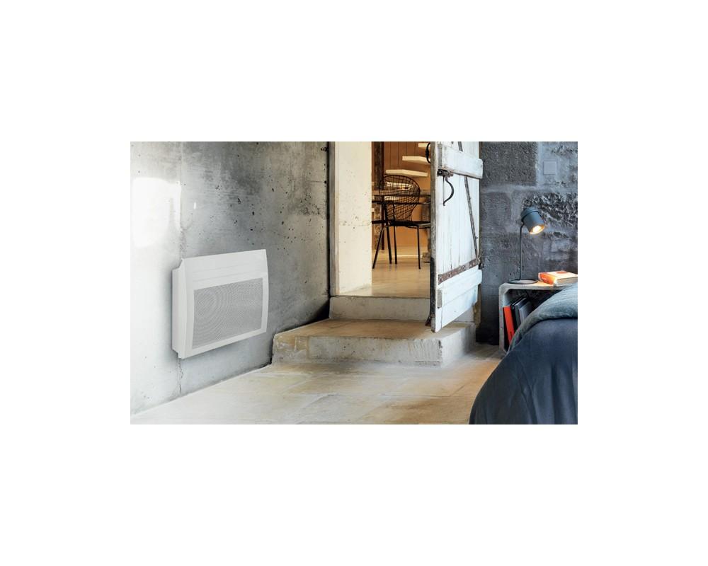 Rayonnant digital Solius horizontal 1000W blanc - 423535