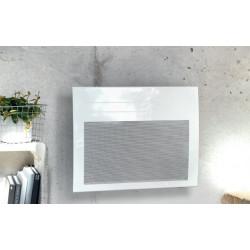 Rayonnant digital Solius horizontal 1250W blanc - 423966