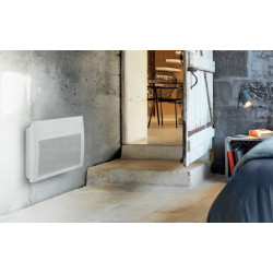 Rayonnant digital Solius horizontal 1500W blanc - 423967