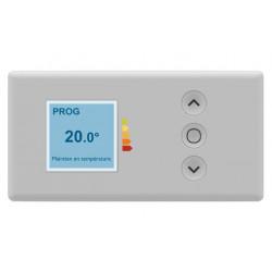 Rayonnant digital Solius horizontal 2000W blanc - 423968