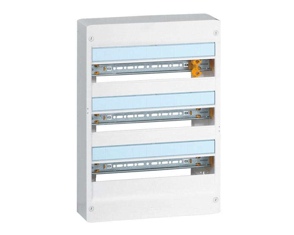 Coffret DRIVIA 18 modules 3 rangées IP30 IK05 - 401223 - LEGRAND