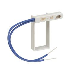 Alréa - lampe néon de rechange - pour commande lumineuse - 230V - 0,5W - ALB61422