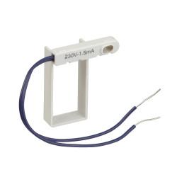 Alréa - lampe néon de rechange - pour commande lumineuse - 230V - 1,5W - ALB61424