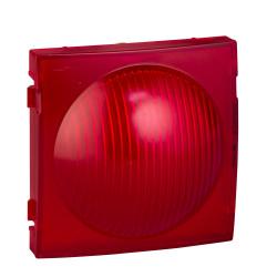 Alréa - diffuseur voyant de balisage - rouge - ALB61525