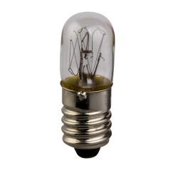 Alréa - lampe E10 pour voyant de balisage - 240V 0,75W - incandescent - transp - ALB61532