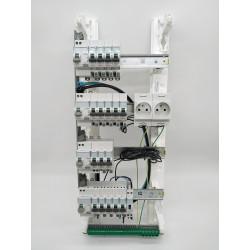 Tableau électrique monté câblé 35 à 100m² Chauffage électrique - LEGRAND - intérieur