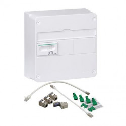Coffret de communication Grade 2 - VDIR390006 - Schneider Electric