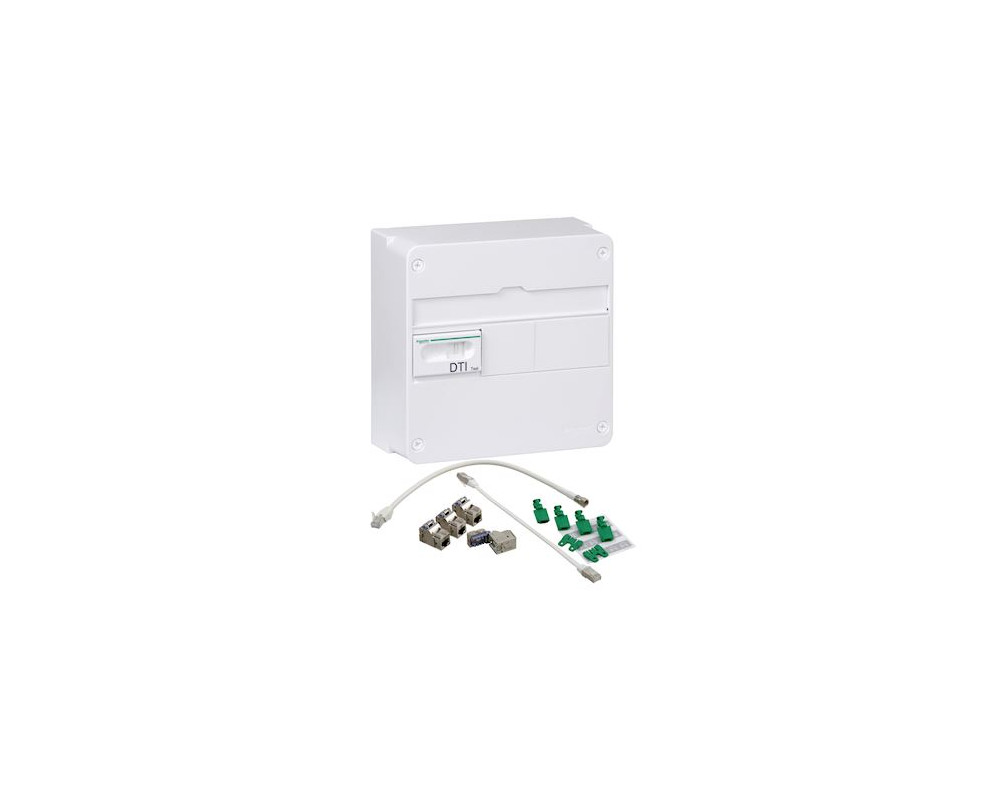 Coffret de communication Grade 2 - VDIR390006 - Schneider Electric