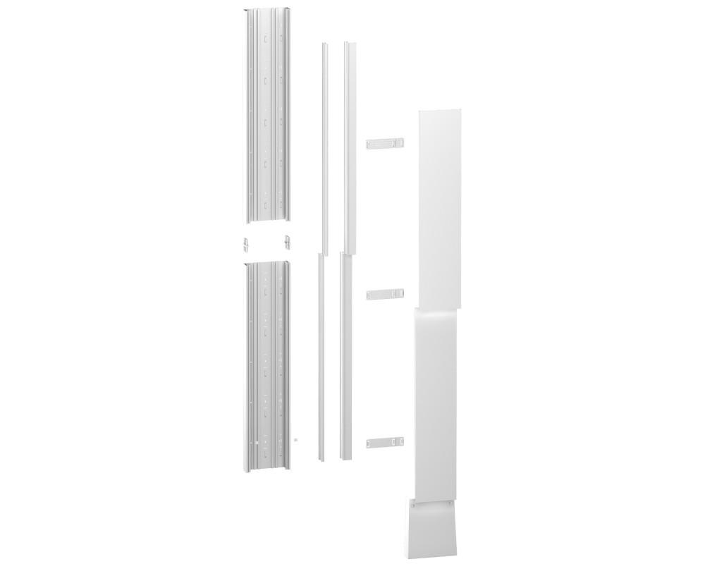 PACK Tableau électrique XE 3 rangées, GTL et coffret de communication - GTL