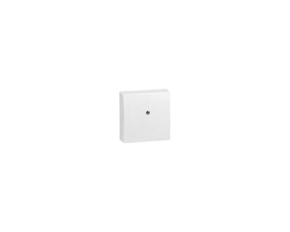 Boîte de dérivation Appareillage saillie complet - blanc - 086057