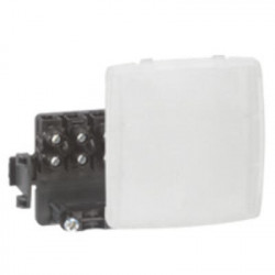 Boîte de dérivation Appareillage saillie composable - blanc - 086157