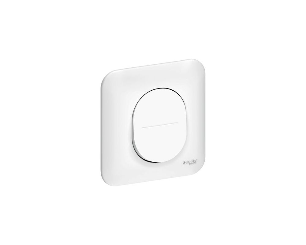 Ovalis - interrupteur simple allumage - 10 AX - S260202