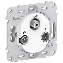 Ovalis - prise TV/R/SAT - sans plaque de finition - S261461