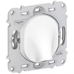 Ovalis - sortie de câble - 16A - Ø6..12mm - sans plaque de finition - S261662