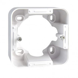 Ovalis - boîte-support - pour montage en saillie - S260762