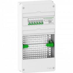 LexCom Home - coffret communication grad2TV - 6xRJ45 cat6 - espace box 3R