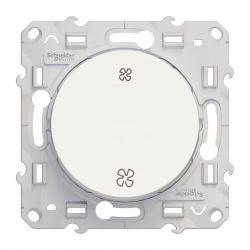 COMMANDE DE VMC SANS POSITION ARRET BLANC - Schneider Odace - S520233