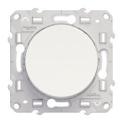VA ET VIENT LUMINEUX BLANC - Schneider Odace - S520263