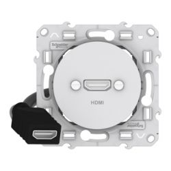 PRISE HDMI - Schneider Odace - S520462