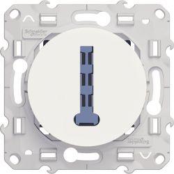 Prise conjoncteur en T - Schneider Odace - S520496