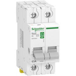 Resi9 XP - interrupteur-sectionneur 2P 63A - R9PS263